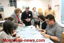 Second tour des primaires citoyennes à Saint-Vallier