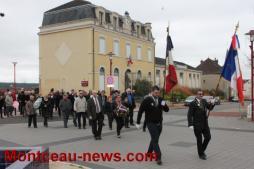 Commémoration du 19 mars 1962 à Saint-Vallier