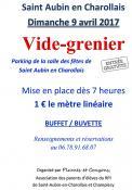 Association Plumes et Crayons de Saint-Aubin-en-Charollais - Champlecy  (Sortir)