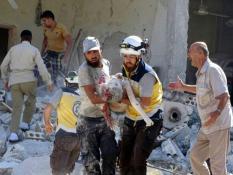"""""""Assad et ses alliés (Poutine , L'Iran et les milices) ne respectent rien ..."""" (Voir la vidéo)"""