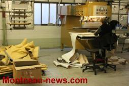 Les employés de Special Textile à Montceau-les-Mines inquiets sur le versement de leur salaire