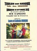 Comité FNACA de Toulon-sur-Arroux  (Sortir)