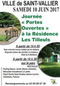 Résidence des Tilleuls à Saint-Vallier