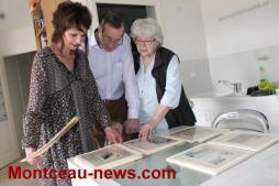 Exposition philatélique mardi 7 mars 2017 à l'Envol à Saint-Vallier