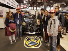 Réactualisé - Salon international Rétromobile à Paris (Voir la vidéo)