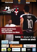 Coupe Nationale Futsal ( 32eme de Finale)