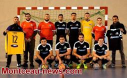 Barrage D2 Futsal (1er tour)