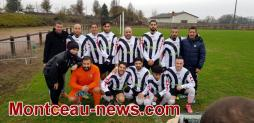 Football - Team Montceau Foot (Solidarité)