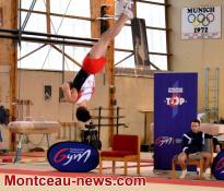 Montceau-les-Mines : Gymnastique: Top 12