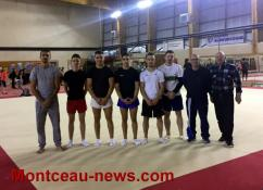 Top 12 Gym : Montceau se déplace à Antibes