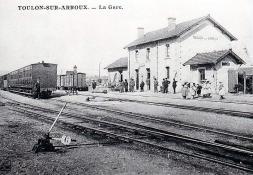 Quand Toulon était un nœud ferroviaire...