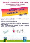 Association Espace Rencontre du Moulin des Roches