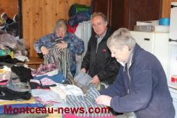 Solidarité – Val d'Arroux humanitaire se mobilise