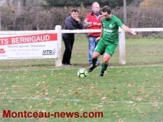 Toulon/Arroux (Foot, D1): L'équipe fanion bat Montcenis (3-1) et prend la 3ème place