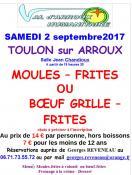 Val d'Arroux Humanitaire (Toulon-sur-Arroux)