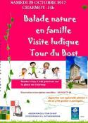 Balade nature famille et visite ludique de la Tour du Bost (Sortir)