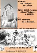 Concert de trompes de chasse à Issy-l'Evêque (Sortir)