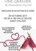 Association « Trico'thé » de Saint-Vallier (Sortir)