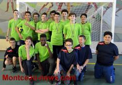College Jean Moulin (Handball UNSS)