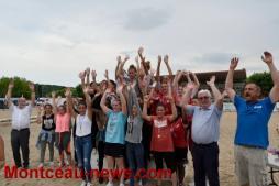 Beach Rugby: nous en sommes à la moitié (Montceau)