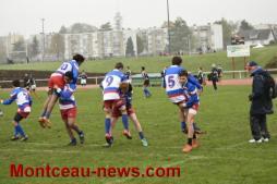 2ème journée départementale de compétition de rugby des collèges