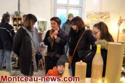 Montceau-les-Mines: A l'usine Aillot