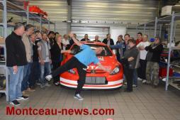 Méca Sport Insertion Montceau  (Sport auto)