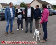 Saint-Vallier : Suite aux évènements qui perturbent le quartier du Bey…