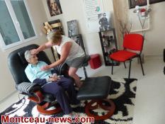 Saint-Vallier : Unité Alzheimer