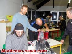 Repair café (Saint-Vallier)