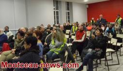 Saint-Vallier: au centre rené Rousseau