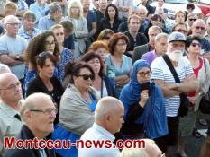 Après le rassemblement citoyen de Saint-Vallier... (Voir notre vidéo)