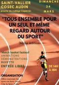 Saint-Vallier : Journée du handicap