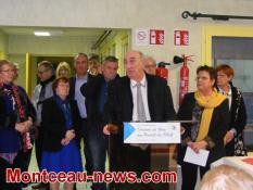 Vœux du maire (Saint-Vallier)