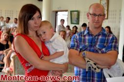 Saint-Vallier : Baptême républicain