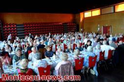 Saint-Vallier: Repas des Aînés