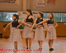 Gala du Feeling Dance à Sanvignes