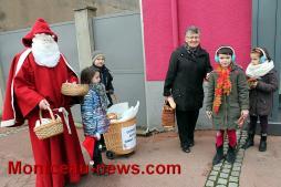 Avec le comité des fêtes à Saint-Vallier, au bourg et ce vendredi aux Gautherets (10h)