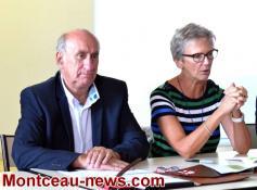 Saint-Vallier : Réunion publique