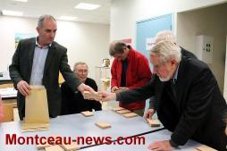 Primaire ouverte de la droite et du centre à Saint-Vallier (second tour)