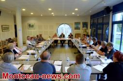 Conseil Municipal de Saint-Vallier