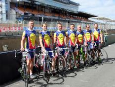 """Cyclisme """"insolite"""" : 24 Heures du Mans de la spécialité..."""