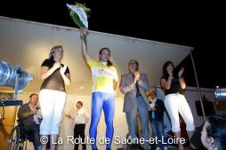 40ème Route de Saône et Loire (Cyclisme)