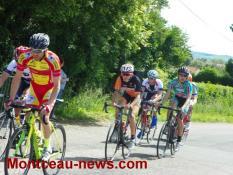 Blanzy : Prix de la Chassagne (Cyclisme)