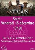 Exposition autour de Verdun, imaginée par l'Espace Jeunesse