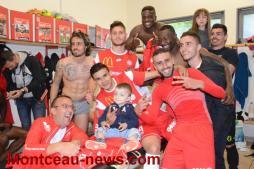 """Après un match quasiment de """"légende"""" : FCMB - Reims... (Voir notre vidéo)"""