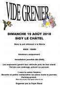 Foyer rural de Sigy-le-Chatel (Sortir)