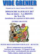 RAPPEL : Amis d'Antoine PELLETIER – Les Bizots (Sortir)