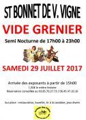 Comité des fêtes de Saint Bonnet-de-Vieille-Vigne (Sortir)