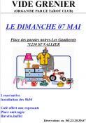 Vide grenier à Saint-Vallier (Sortir)